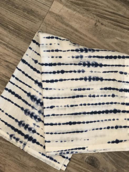 Darzzi Tie Dye Napkin Set of Four - Rope collection with 1 products