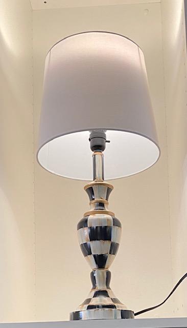 $140.00 Handpainted Lamp