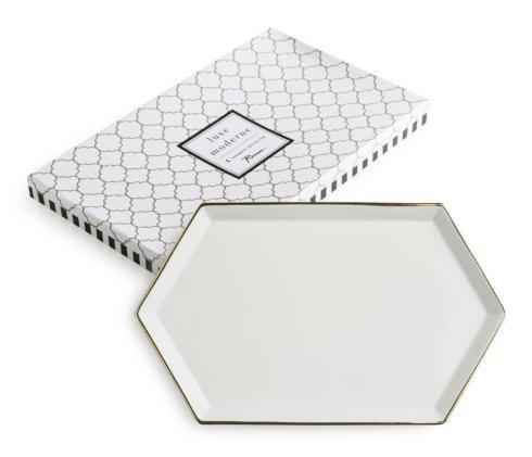 Rosanna   Luxe Moderne Tray $58.00