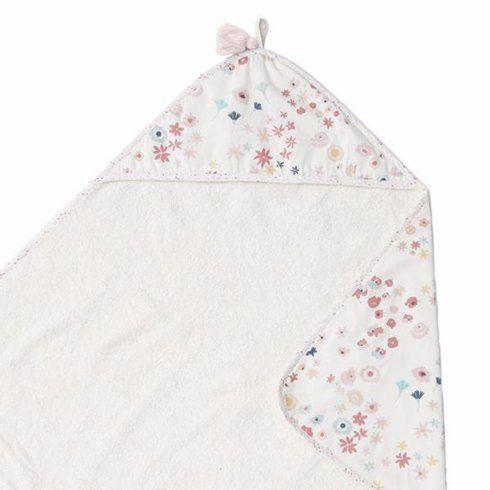 $42.00 Meadow Hooded Towel