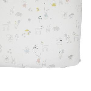 $38.00 Magical Forest Crib Sheet