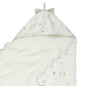 $42.00 Magical Forest Hooded Towel