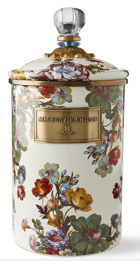 Flower Market Canister Large collection with 1 products