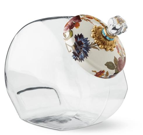 $58.00 Flower Market Cookie Jar