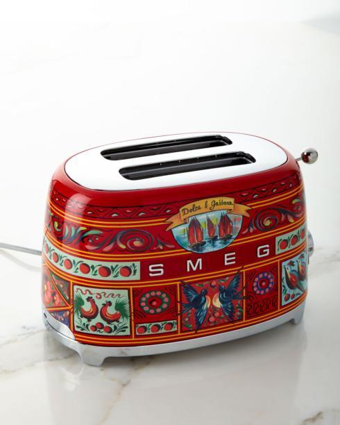 SMEG   Dolce Gabbana x SMEG Toaster $650.00