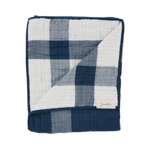 $45.00 Navy Sidekick Blanket