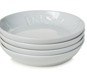 Savour Pasta Bowl Set of 4 collection with 1 products