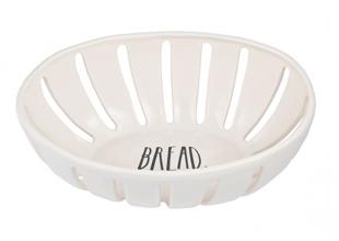 Magenta Rae Dunn Bread Basket