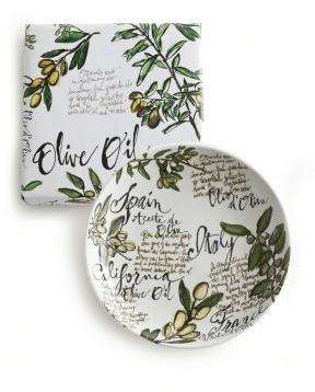 Rosanna   Olive Oil Serving Bowl $60.00