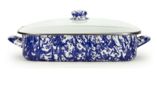 Golden Rabbit  Cobalt Lasagna Pan - Cobalt $112.00