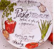 $56.00 Rosanna, Pasta Italiana, Large Serving Bowl