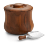 Nara Ice Bucket w/ Scoop  collection with 1 products