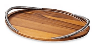 Braided Serving Tray collection with 1 products