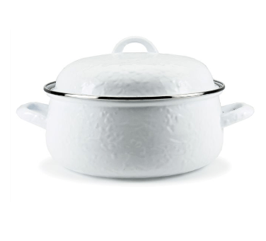 Golden Rabbit  White Dutch Oven - White $53.00