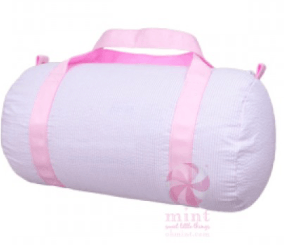 $35.00 Duffle Bag - Pink