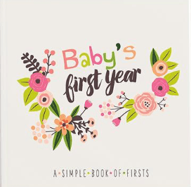 $35.00 Baby\'s First Year - A Simple