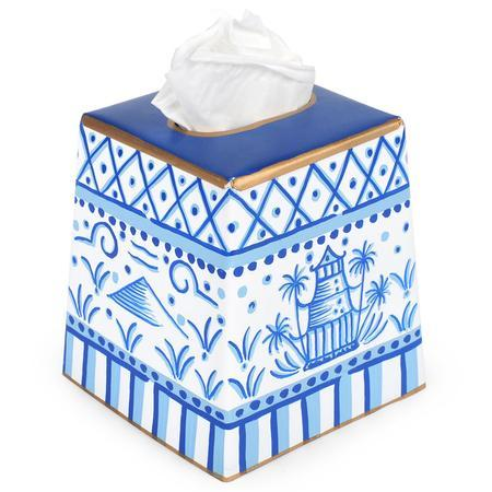 Over the Moon Exclusives   Pagoda Tissue Cover $35.00