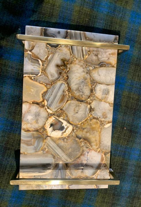$174.00 Agate Tray