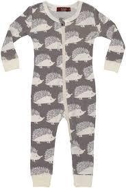 $42.00 Organic Cotton Hedgehog PJ