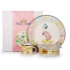 Golden Rabbit   Jemima Puddle Duck Gift Set $53.00