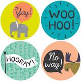 $16.00 Lucy Darling Monthly Stickers