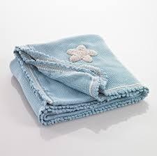 $60.00 Organic Duck Blue Blanket