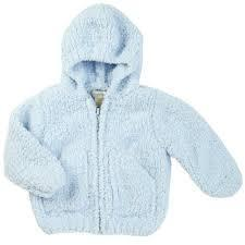 Lt Blue Chenille Jacket collection with 1 products