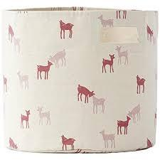 Pink Fawn Bin collection with 1 products