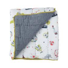 $70.00 Big Top Quilted Blanket