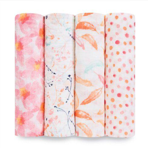 Petal Blooms 4 Pack Swaddle collection with 1 products