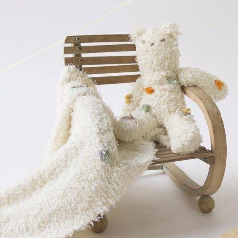 $84.00 Nou Nou Fuzzy Blanket
