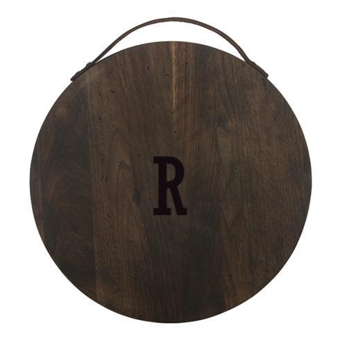 JK Adams   Rustic Walnut Serving Board $114.00