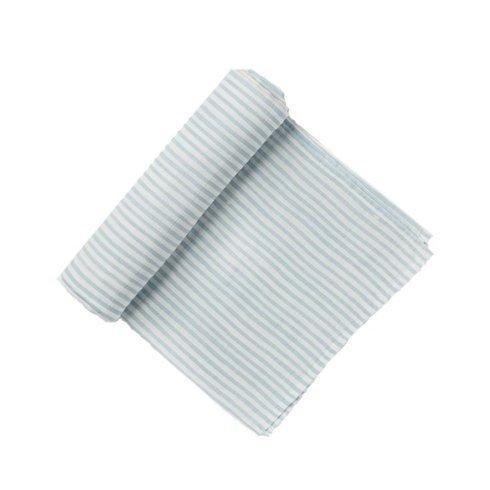 $20.00 Blue Stripe Swaddle