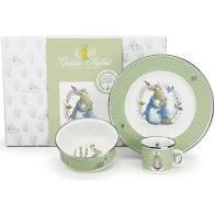 Golden Rabbit   Peter Rabbit 3 pc Set $53.00