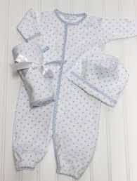 $35.00 Magnolia Baby Dot Blanket