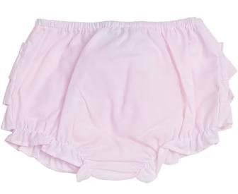 Feltman Brothers   Ruffled Bloomer Pink $30.00