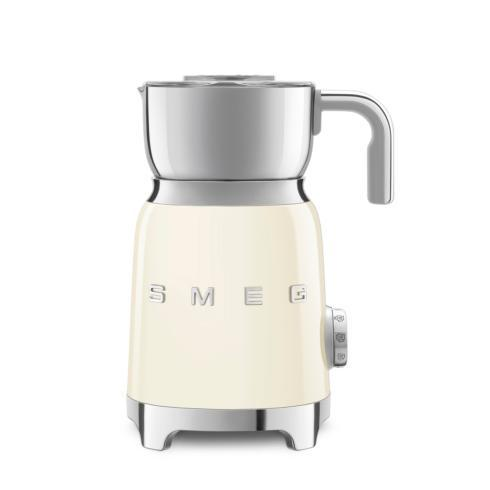 $199.95 SMEG Milk Frother Cream