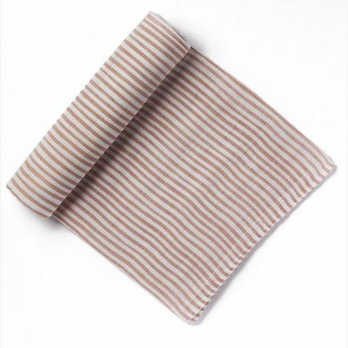$20.00 Pink Stripe Swaddle