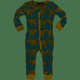 $40.00 Zipper Pajama Elephant