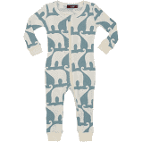 $40.00 Zipper Pajama Elephant