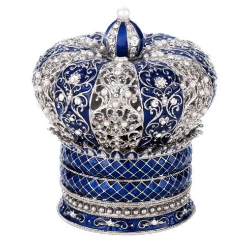 $185.00 Crown Spice Box