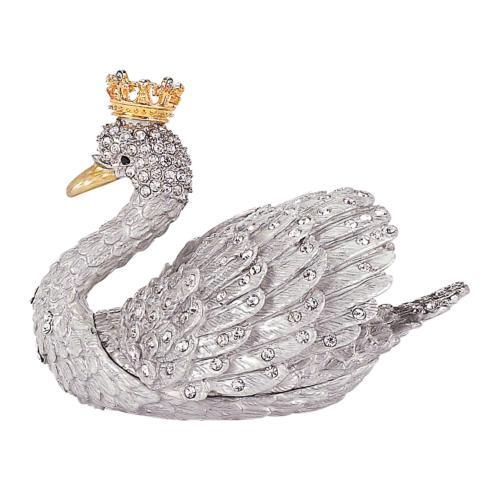 $125.00 Swan Box