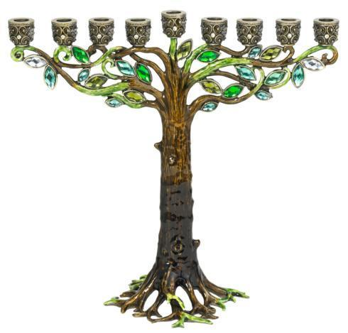 $170.00 Tree Menorah