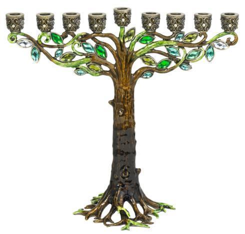 $175.00 Tree Menorah