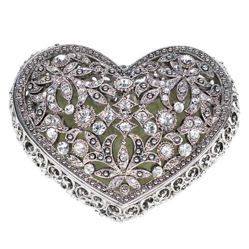 $95.00 Heart Box