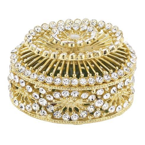 $60.00 Gold Jolene Box