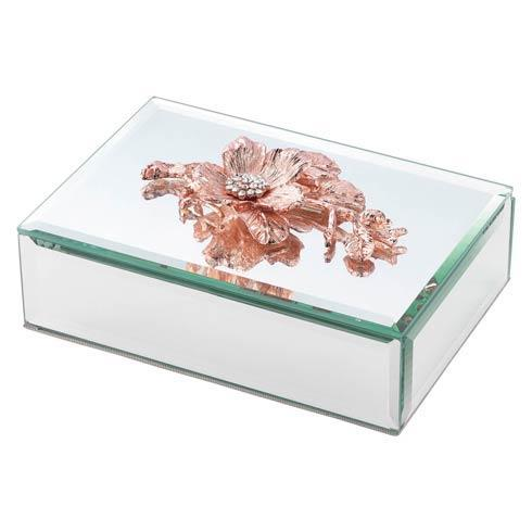 $130.00 Rose Gold Box