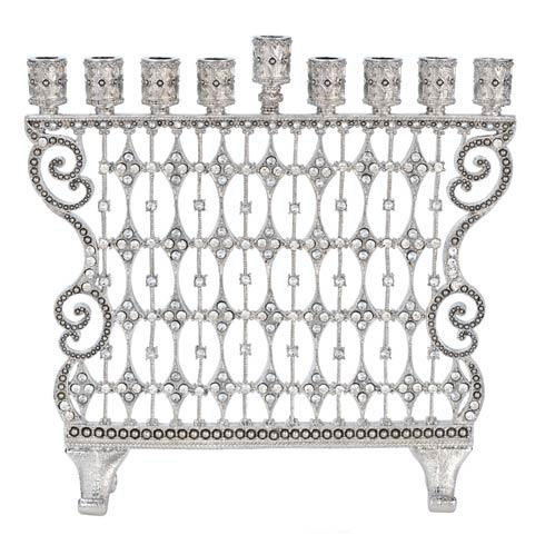 $225.00 Crystal Cami Menorah