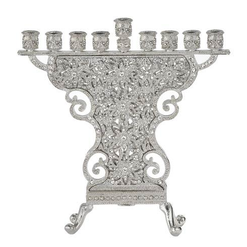$190.00 Silver Windsor Menorah