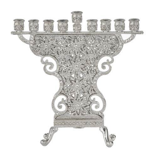 $190.00 Silver Windsor Menorah